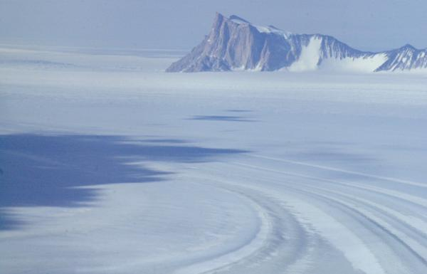 Antarctica Is The Worlds Largest Desert Perry Ponders